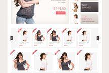 Shop & eCommerce Inspiration / by Frisch Inspiriert
