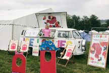 Festival Fun / Here is the place where we post all about how much fun we had at the festivals in and around London!