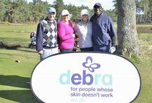 DEBRA Golfers