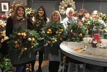 Stock Florist Flower School