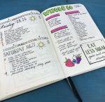 kalendaż,plan lekcj ,plan miesiąca