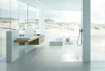 White Bathroom / white bathroom