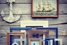 Baby Shower - Shabby Chic Nautical / by Cecile Fusco