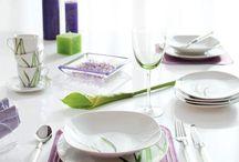 Împreună cu cei dragi / Cina alături de cei dragi trebuie să fie întotdeauna specială, de aceea amenajarea mesei joacă un rol esențial.