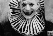 Ghosts XVI (Clown)