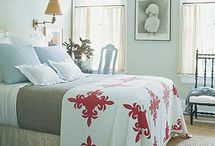 Bedroom makeover / by Lynne Cowell