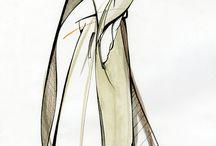 I N S P I R A T I O N // Fashion Illustration