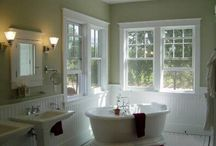 Bathroom Ideas / by Amber Cole