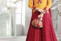 Wedding Salwar Kameez on Variation / Wedding Salwar Kameez on Variation