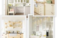 Kitchens / by Nicolle Olness