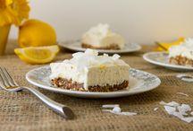 Vegan Lemon Dessert Recipes / All Dessert.  All Lemon.  All Vegan.