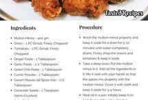 Memoni Recipes