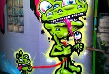 Graffiti of the World