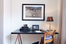 Inspiration to the house / DIY / Homeoffice