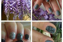 nail art / Tırnaklara uygun nail art