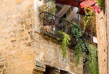 ''Balcony & terrace''