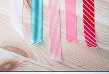 Molduras de washi tape