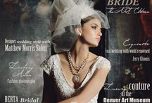 Novelty Bride Magazine Editions
