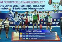 Παγκόσμιο πρωτάθλημα Εφήβων : Δύο ασημένια μετάλλια ο Βαγγέλης Γαλιατσάτος