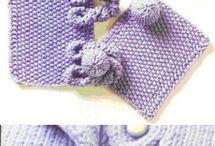 ボタンホールの編み方