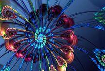 Fractals / színes