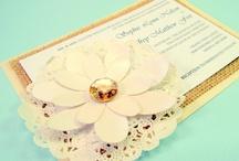 Wedding invites / by Erin Carlin