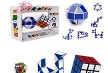 Rubik´s Duo Luxury Cubes Set 4x4 Twist Snake Puzzle Set Hediyecik.com.tr Online Oyuncak Hediye Alışveriş 7/24 Sipariş 0212 325 24 25