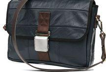 Mariclaro ZW Messenger bags from luxury car interiors