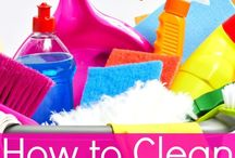 Eco friendly cleaning / recipes and ideas for eco friendly cleaning products