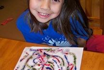 kids DIY crafts ... / by Kristina - Modern Frills