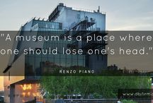 Quotes On Architecture + Design