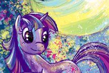 Twilight Sparkle / Twilight Sparkle