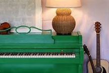 Paint the Piano? / by Barbara Hayes