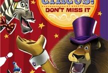 Madagascar Party / #Madagascar / by Kim 'n Kerri @ All About Kidz