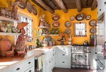 cocina estilo mexicano