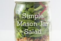 Mason Jar Receipes!