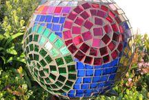 Mosaic Balls