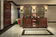 The Symmetry of Cabinets