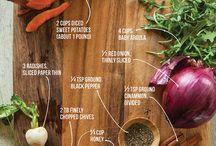 Vegetarian and Vegan Recipes / Yummy vegetarian and vegan recipes and news