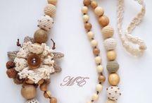 украшения (браслеты, бусы, подвески)