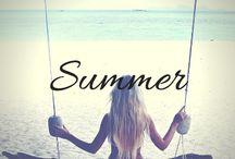 S U M M E R / Fashion inspiration for summer time!