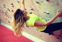 Fit & Fun / Yoga, gym, cycling, running climbing - anything to keep oneself fit and busy