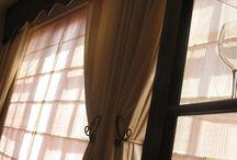 Cortinas / Confección de cortinajes