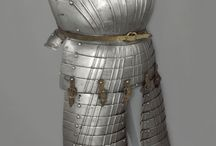 Three-quarter armour (Only historically accurate)