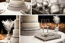 Winter Themed Wedding / I wanted to brainstorm ideas for weddings during the winter but not necessarily Christmas themed or related.  There are so many other wonderful things about the winter time!