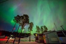 Aurora Borealis / 15.3.2015 Bigest Nothern Lights what ever seen