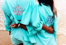 Summertime with Alpha Chi / Fun ideas to do with sisters during the long summer break!
