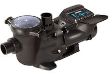 Hayward Pumps / Pumps From variable-speed, to waterfall and pool booster pumps, Hayward's pump line is engineered for performance, efficiency and dependability. Widely recognized as the industry frontrunner, we have created a line of high-performance and medium-head pumps that lead the way in energy efficiency. Our UL® and NSF® rated pumps come with heavy-duty motors for cool, quiet, efficient operation.