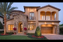 Homes architectural design / Beautiful types of Homes from craft-mans, traditional, European, and more! / by Anna Garcia