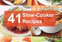 Recipes - slow cooker